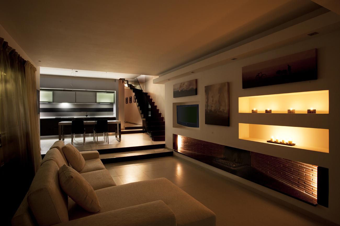 Aranova sitting room
